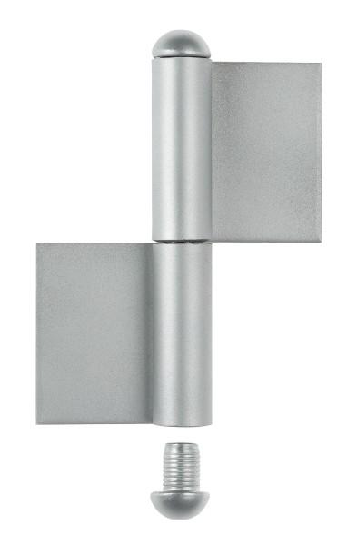 Konstruktionsband KO4, blank, 80mm