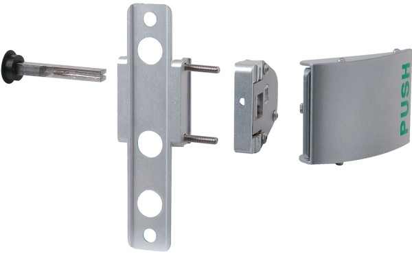 Aluminium-Push-Set