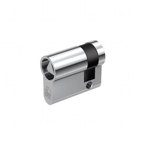 Dreikant-Halbzylinder 10/30, 8mm Kantenlänge