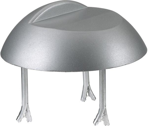 Toranschlag, Aluminium zum Einbetonieren